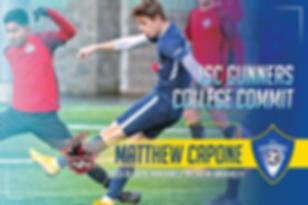 Class of 2019 - Matthew Capone - Northwe