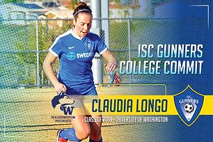 Class of 2018 - Claudia Longo - Universi