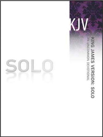 Uncommon Devotional: KJV SOLO