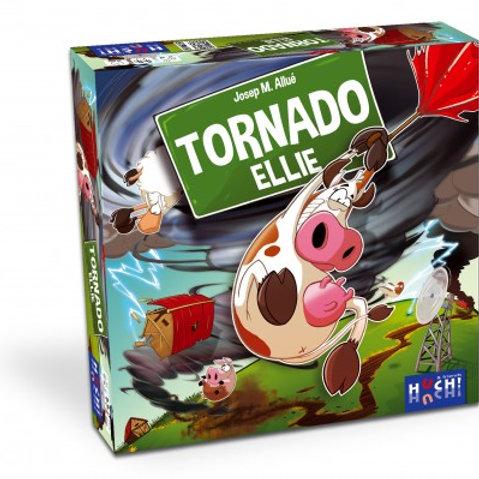 《超級龍捲風暴》(Tornado Ellie)