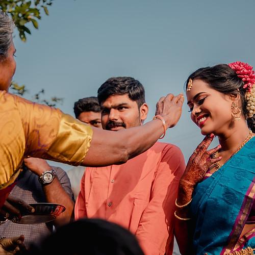 Vithya & Paranthaman