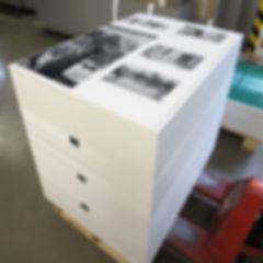 Yosemite People print stack