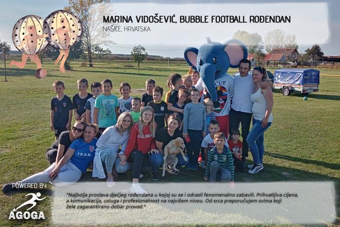 Marina Vidošević Bubble Football.bmp