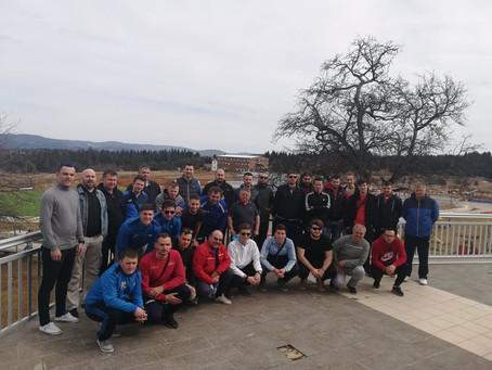 Uvertira za SRCA Cup - Teambuilding nogometnih trenera i suradnika Agoga Centra u Ajdinovićima