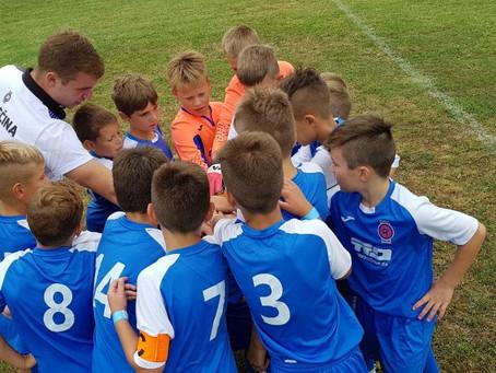 NK Rječina osvojila U-10 International Summer Kids Trophy u Bizovačkim Toplicama