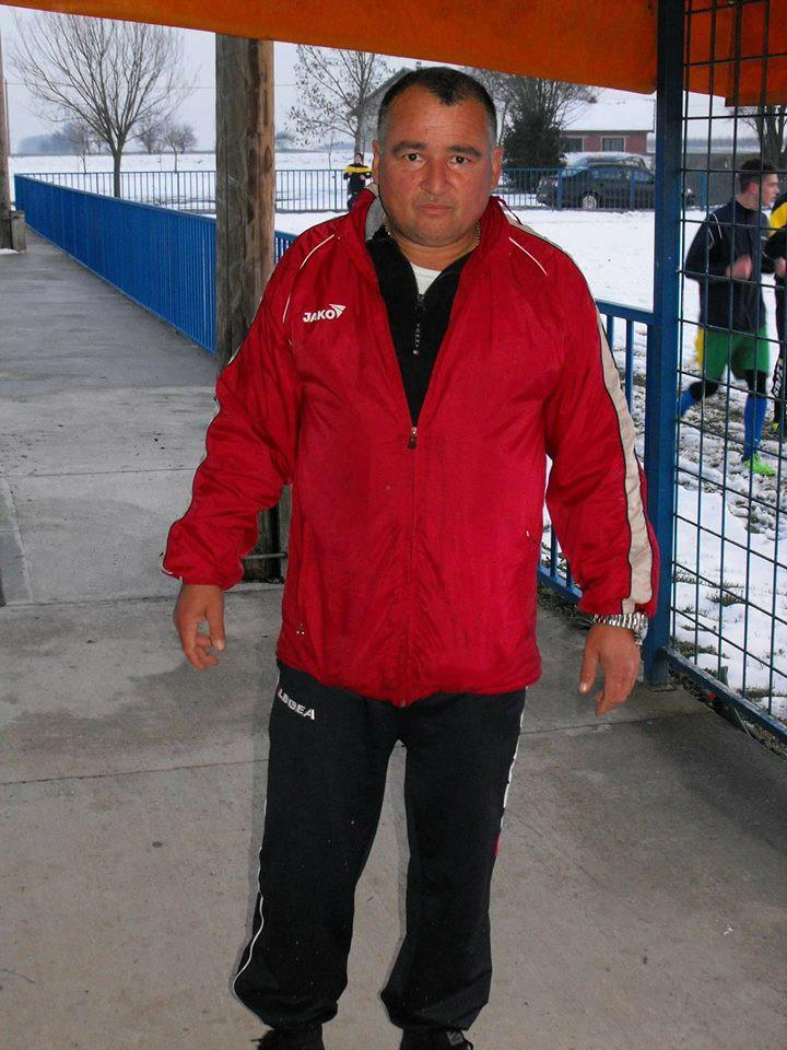 Miro Ivić, trener NK Sloga Koritna