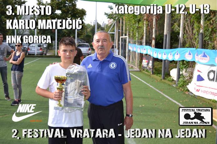 Karlo Matejčić HNK Gorica U-13.jpg