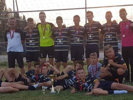 ŽNK Virovitica pomeo konkurenciju i osvojio U-16 International Summer Kids Trophy u Bizovcu