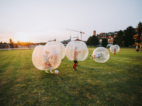 Bubble Football i dalje osvaja Slavoniju! Zaigrajte ga u Slavonskom Brodu, Osijeku, Vinkovcima...!