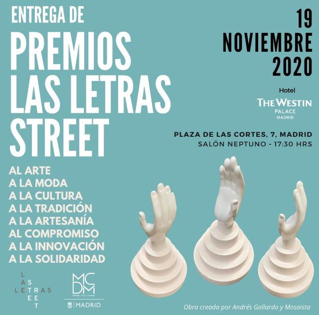 ACTUALyTIME | PREMIOS LAS LETRAS STREET.
