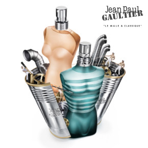 JEAN PAUL GAULTIER | 'WELCOME TO THE FACTORY'. VUELVEN 'CLASSIQUE' Y 'LE MALE&#3