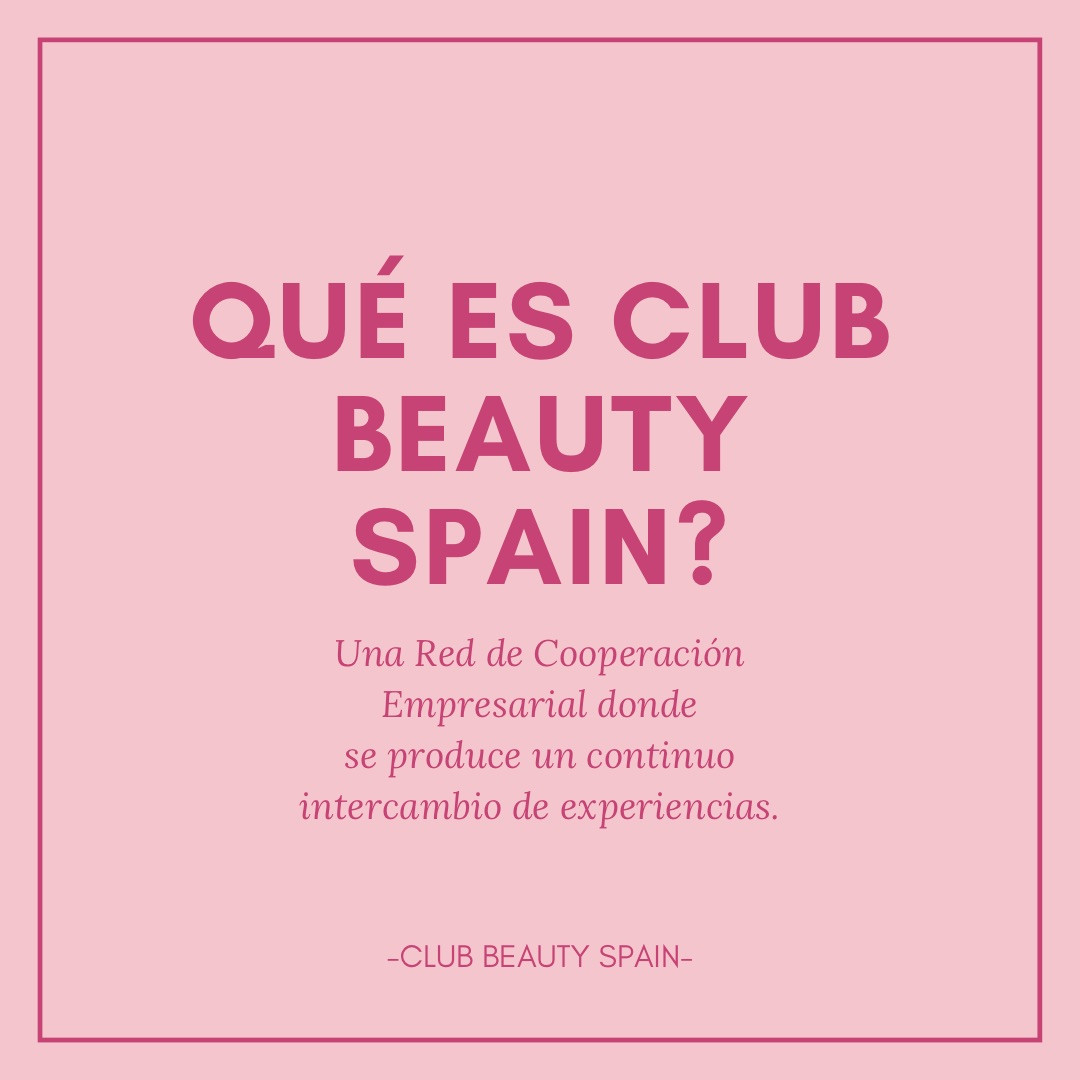 CLUB BEAUTY SPAIN.