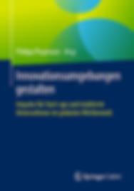 Innovationsumgebungen Cover
