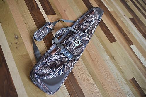 Premium Double Floating Gun Case