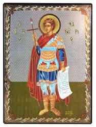 SAINT PHANURIUS, THE GREAT MARTYR, FULL BODY