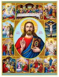 CHRIST, THE LIFE
