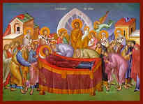 DORMITION OF THEOTOKOS