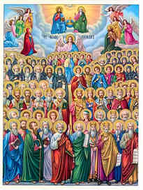 ALL SAINTS' DIVINE CHORUS
