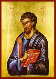 APOSTLE AND EVANGELIST SAINT LUKE