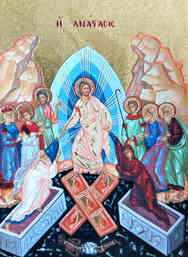 RESURRECTION (CHRIST'S DESCENT INTO HELL)