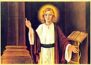 TWELVE-YEAR-OLD JESUS IN THE TEMPLE