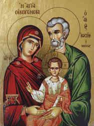 HOLY FAMILY.