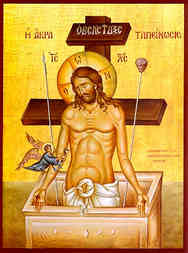 EXTREME HUMILITY : CHRIST, MAN OF SORROWS