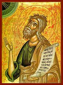 HOLY PROPHET JEREMIAH