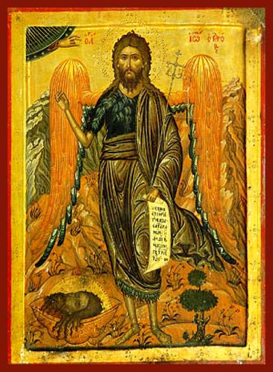 ΑΓΙΟΣ ΙΩΑΝΝΗΣ Ο ΠΡΟΔΡΟΜΟΣ, ΠΟΥΛΙ ΤΗΣ ΕΡΗΜΟΥ