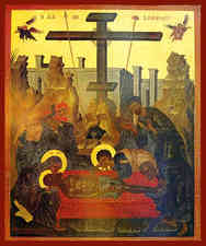 DESCENT FROM THE CROSS (LAMENTATION)