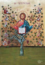 CHRIST, THE VINE-TREE