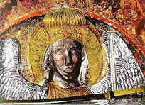ARCHANGEL MICHAEL OF MANTAMADON, BUST