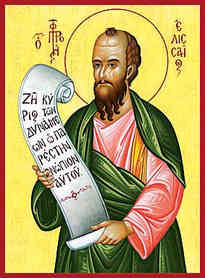 HOLY PROPHET ELISHA