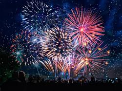 Annual HUGE Firework Display