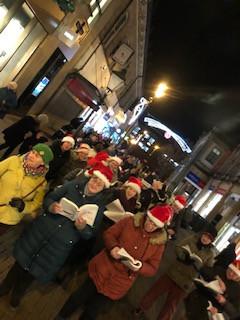 Harrogate's Annual Lantern Parade!