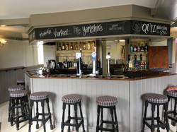 Recent Bar Refurb across the pub!