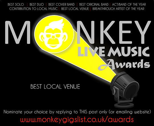 The Monkeys - Best Local Venue.jpg