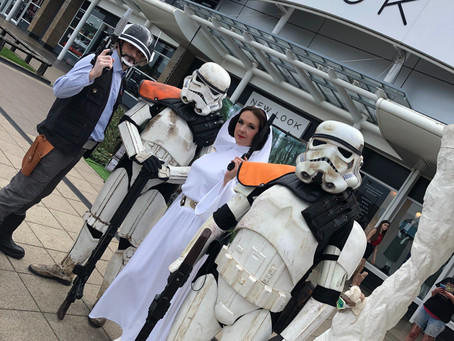 May The Force Be With Rotherham!