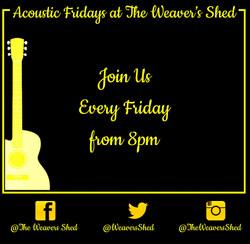 Acoustic Fridays