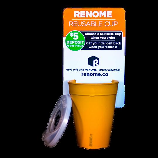 Reusable Coffee Cup Exchange Network Perth Western Australia RENOME