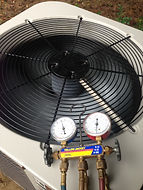 AC Repair, Condenser, Air Conditioning, HVAC Repair