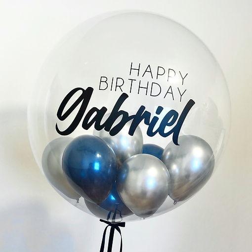 helium bubble