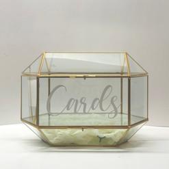 Cardbox rental