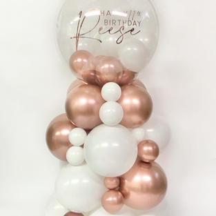 Bubble Pillar 4ft $109.99