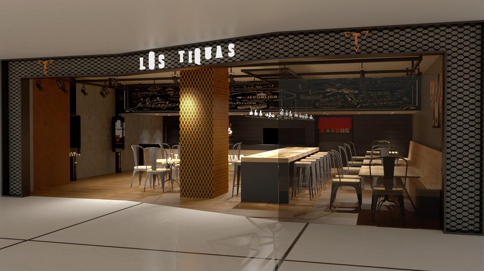 Los Tiquas - Artusi Arquitetura