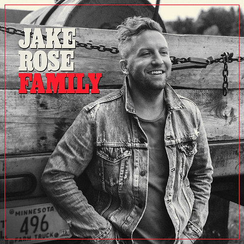 "Jake Rose ""Family"" EP"