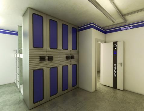 Okupe Hostel - Artusi Arquitetura