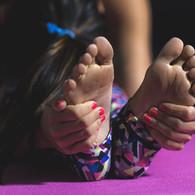 Wyoming Congressional Award Physical Fitness gymnastics