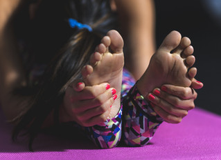 """I can't do Yoga… I'm not flexible"""