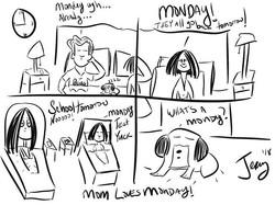 Monday #Monday #Mondays #dog #mom #happy